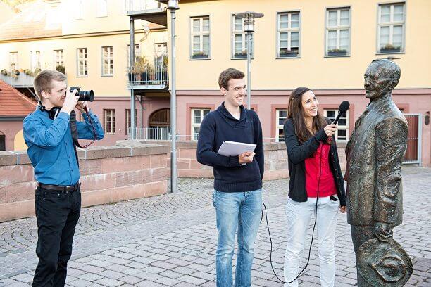 Bauhaus universit t weimar for Mediendesign fernstudium